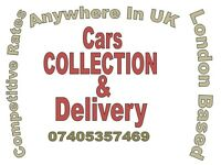Car Collection and Delivery Service All UK Competitive Rates (Auctions Inspections Sellers Traders)