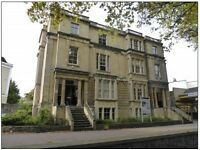 4 SEMI-SERVICED OFFICES in attractive period style office building on Whiteladies, Bristol, To Rent