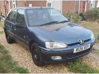 Peugeot 106 xr 1.4 5 door