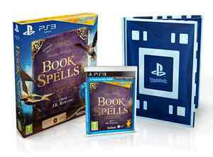 Book of Spells for PS3