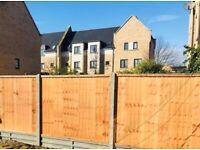 Garden Fencing Installed by Skilled Tradesmen