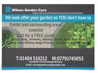 Gardening and House Maintenance