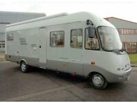 2006 Hymer S820 Motorhome WANTED