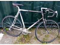 Vintage Road racing bike FALCON REYNOLDS 501 frame 23inch - NEW TYRES serviced warranty Welcome