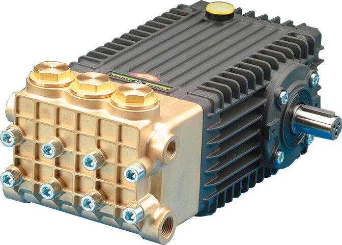 Pump, Triplex, 5.5GPM@5100PSI, 1450 RPM, 24mm Solid Shaft