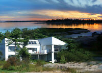 Executive Home/Cottage for Sale - Georgian Bay