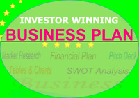 I WILL DO UR PERFECT BUSINESS PLAN/BUSINESS PROPOSAL AVIL. 24/7!