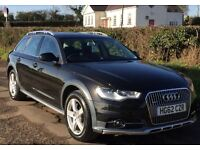 for all the family ALLROAD Audi A6 3.0 TDI