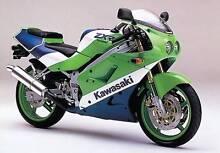 Kawasaki ZXR250 parts. ZXR250A ZXR250C parting wrecking Lewisham Marrickville Area Preview