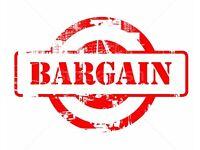 **BARGAIN** HOUSE CLEARANCE- Cooker, Speakers, Books, Bike, Tyres, Router & Basket Ball Net & Hoop!