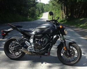Looking for Yamaha FZ-07