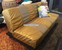 VERY VERSACE!! super luxe CHAMPAGNE & GOLD SOFABED LOUNGE Sydney Region Preview