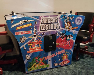 Arcade Legends Video Game