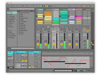 ABLETON LIVE SUITE 9.7.4 PC--MAC