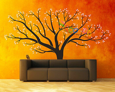 Wall Deco Decal Sticker Removable Giant Large Family Tree Photo Frames Dc100a