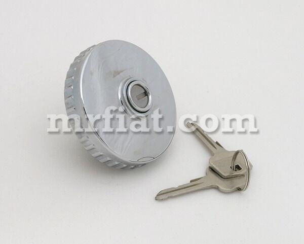Mercedes W113 230 250 280 Sl Pagoda Vented Gas Cap W/lock Oem New