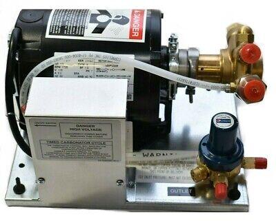 Cornelius 620408124 Intelli-carb Horizon Carbonator Pump Motor Assembly 13 Hp
