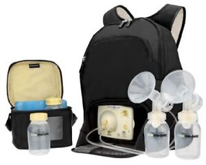 Medela Double Breast Pump with extras