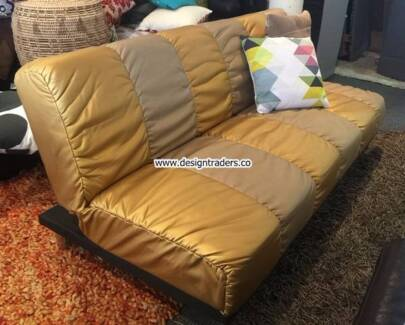 VERY VERSACE!! super luxe GOLD SOFABED LOUNGE Can Deliver Sydney Region Preview