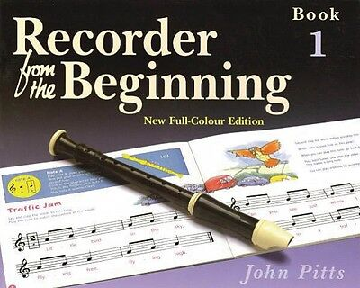 Musical Instruments & Gear Lovely The Best Recorder Method Yet Book 1 New 000510255