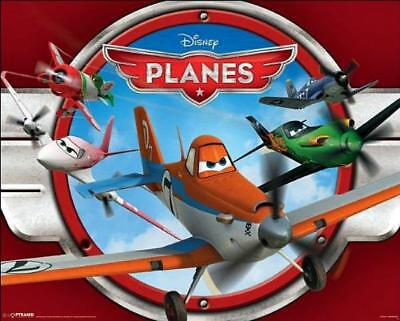 Disney Planes : Red - Mini Poster 50cm x 40cm new and sealed