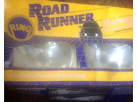 4x4 driving lamps boxed