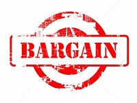 **BARGAIN** HOUSE CLEARANCE- Cooker, Speakers, Books, Tyres, Router & Basket Ball Net & Hoop!