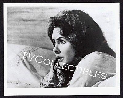 8x10 Photo ~NIGHT WATCH ~1973 ~actress ELIZABETH TAYLOR ~shocked