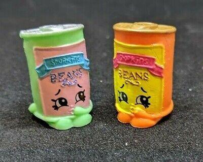 Shopkins Bart Beans set season 2
