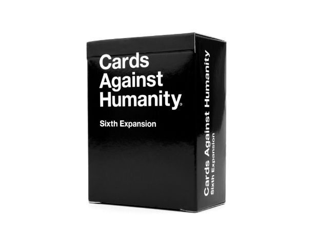 Cards Against Humanity: Original NEW Sixth Expansion FREE DELIVERY - Party Game