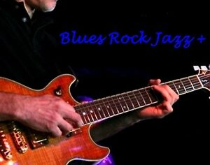 Blues/Jazz/Roots Music Guitarist Available