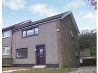 2 Bedroom House To Let - Johnstone Castle - Available