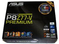 ASUS P8Z77-V PREMIUM (SOCKET 1155, WIFI N,...) / BOXED / LIKE NEW