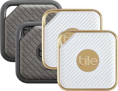 Tile Pro Series: Combo 4pk (2 pcs Sport & 2 pcs Style)