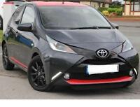2014 Toyota AYGO x-pression motorhome tow car braked a-frame towcar
