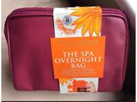 The Spa Overnight Bag -Gift Set