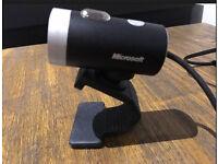 Microsoft 1393 LifeCam Cinema 720P HD USB Webcam