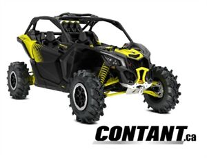 2018 VCC Can-Am Maverick X3 Maverick X3 X MR TURBO