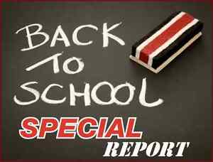 Back To School Sale ~ Upper Canada Computers
