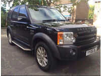 LAND ROVER DISCOVERY HSE FULLY LOADED TOP SPEC CAR