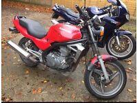 Kawasaki ER 5 500 ER5 MOT NOV 17 needs TLC