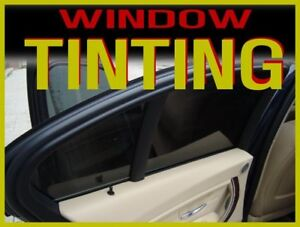 Window Tint Tints Tinting SP from $140