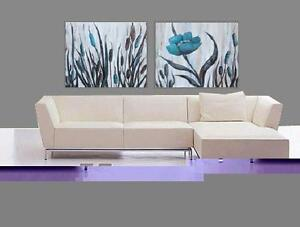 CONTEMPORARY Original acrylic paintings by Diane Soward Cambridge Kitchener Area image 6