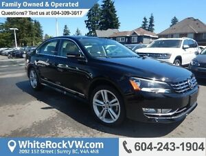 2014 Volkswagen Passat 1.8 TSI Highline HIGHLINE, LEATHER INT...