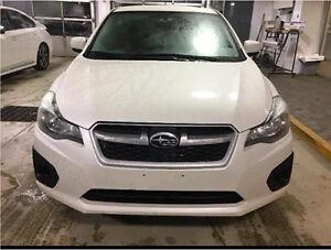 2012 Subaru Impreza Mint