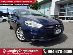 2016 Dodge Dart Limited *ONE OWNER*LOCAL BC CAR*