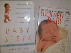 2 Baby / Parenting Books