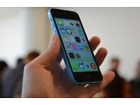 Apple iPhone (5c) (16 Gig) (EE Network) (Great condition)