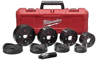 Milwaukee 49-16-2695 Exact 2-12 In. To 4 In. Knockout Set - In Stock
