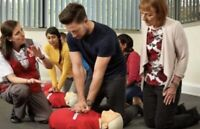 First Aid/CPR C/Complete In One Evening